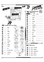 English Worksheet: Grammar Focus Series_06 A or AN (Fully Editable + Answer Key)