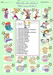 personal hygiene worksheets free printable personal hygiene worksheets ...