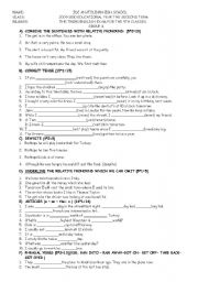 english exam for intermediate students High quality printable writing practice worksheets for use in school or at  students practice writing and reading in these  intermediate writing worksheet.