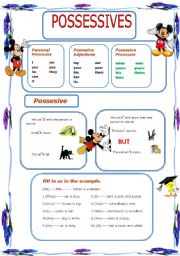 Adjectives exercises english comparative and superlative exercises