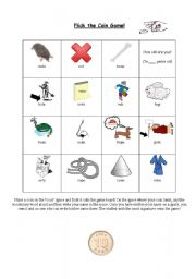 English Worksheet: Short and Long Vowel
