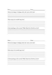 English Worksheets: Couch Potato Group Intro