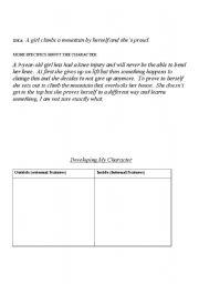 English Worksheets: idea