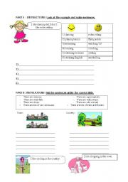 Essay compare city and country