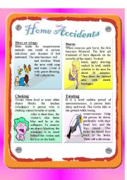 Reading - Home Accidents
