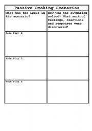 Worksheets Peer Pressure Worksheets english teaching worksheets smoking passive worksheet