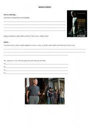 Gran Torino Movie Study