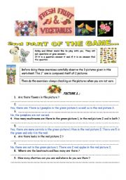 magic fruit & vegetables part 2