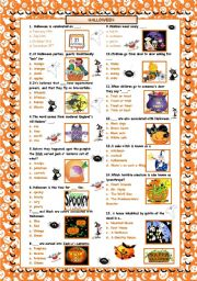 Halloween Quiz!