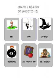 English Worksheets: Two Games:
