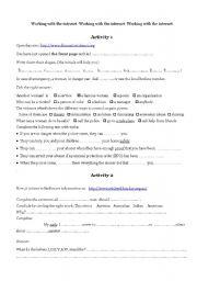 A Webquest On Domestic Violence Esl Worksheet By Bayen
