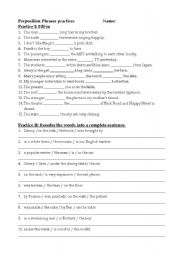 ... worksheet adjectival phrase test : Adjectival Phrases Worksheet Year 4