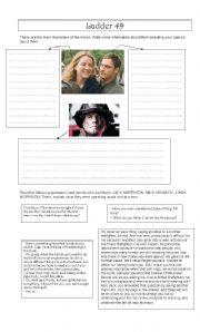 English Worksheets: movie worksheet- Ladder 49