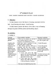 sample lesson plan templates