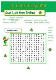UNITED KINGDOM - Ireland