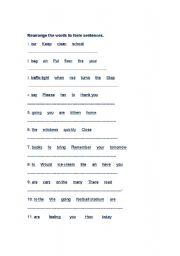 worksheet. Word Order Worksheets. Grass Fedjp Worksheet Study Site