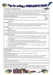 Five Paragraph Essay Writing Worksheets