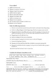 English Worksheets: The proposal (movie)