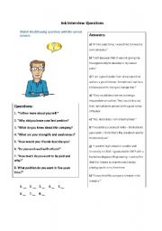 How I prepare for job interviews (FREE 1-page interview prep sheet ...