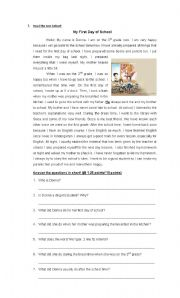 English Worksheet: Present Perfect Tense worksheet
