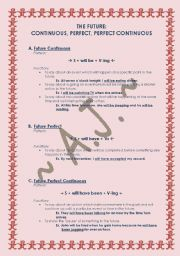 English worksheets by red_sneakers