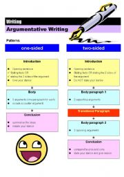 "two sided argumentative essay Introduction of one-sided argumentative essay introduction of ""one-sided argumentative essay look at the structures of these two introductions below."