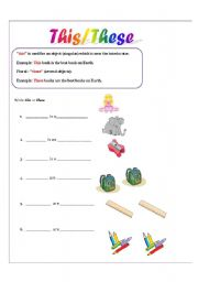 ... advertise here grammar worksheets adjectives demonstratives this these
