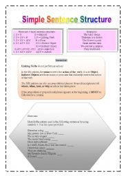 practice exercises for writing thesis statements