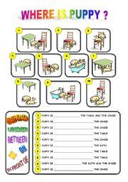 math worksheet : english teaching worksheets prepositions of place : Preposition Worksheets For Kindergarten