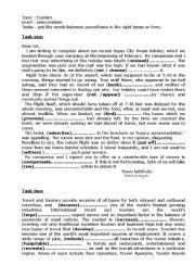 English Worksheet: exercises on tourism