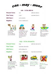 math worksheet : worksheet can may must worksheets for kids teachers ...