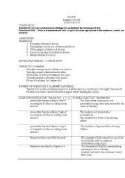 English Worksheets: Pre-Ap