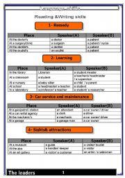 English Worksheet: everyday language  (22 pages)