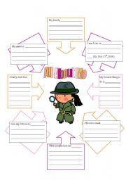 English Worksheets: First day activitiy 1