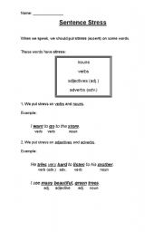 Sentence Structure of Technical Writing - MIT