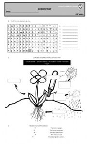 Worksheets Photosynthesis For Kids Worksheets english teaching worksheets plants plants