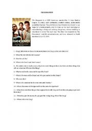 English teaching worksheets: Films