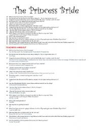 english teaching worksheets the princess bride english worksheets the princess bride moving and learning part 3