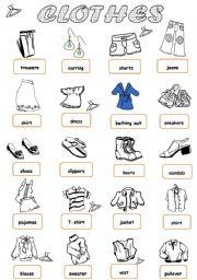 Clothes 1/2
