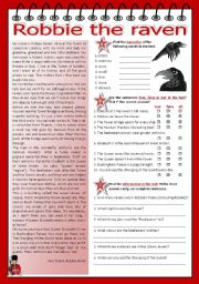 english teaching worksheets the tower of london. Black Bedroom Furniture Sets. Home Design Ideas