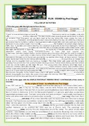 English Worksheet: MOVIE: CRASH by Paul Haggis - FOLLOW UP ACTIVITIES