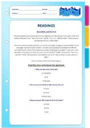 English Worksheets: Nasreddin and the Pot