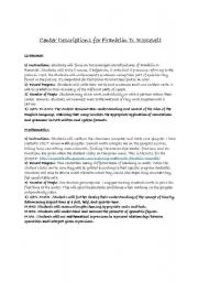 English Worksheets: Centers based Themed - Franklin D. Roosevelt