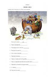 Cambridge test - Starters - YLE - Animals Vocabulary - Part 2