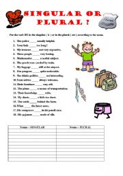 English Worksheet: COLLECTIVE  NOUNS