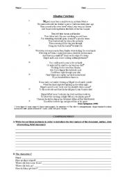 English Worksheet: Sinaloa Cowboys