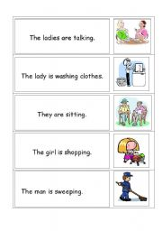 English Worksheets: Ask What Questions (6)
