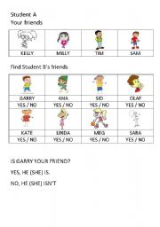 Is He She Your Friend Part 1 Esl Worksheet By Koshka1979 Many of us were taught to be suspicious of me, as though uttering this dirty word would make us sound uneducated. is he she your friend part 1 esl