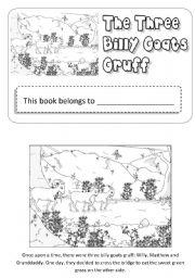 English Exercises: The Three Billy goats Gruff