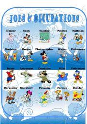 Jobs & Occupations part 1